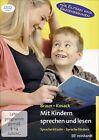 Mit Kindern sprechen und lesen von Janna Kosack und Wolfgang G. Braun (2012, DVD)