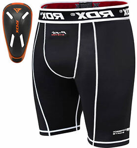 RDX-Homme-Short-De-Compression-Cuissard-Tight-Running-Calecon-Boxer-Coquille-FR