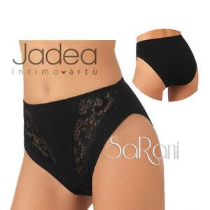 6 Underwear Jadea Modal Cotton Lace Art.788 White Black 3 4 5 6 Sex
