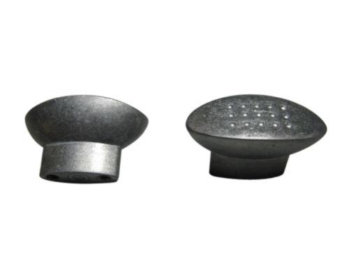 Möbelknopf Möbelgriff Möbelgriffe Möbelknöpfe Knopf silber altsilber antiksilber