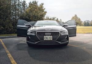 2020 Genesis G70 Prestige Edition