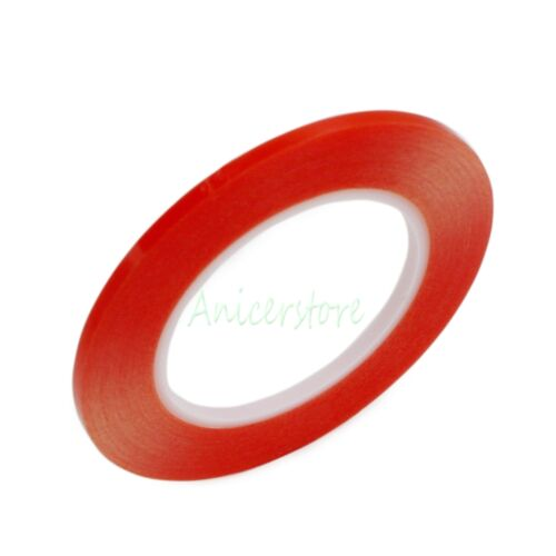 5mm x25M Clear Double Sided Strong Adhesive Acrylic Tape Phone LCD Screen Repair