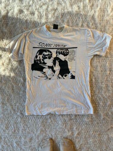 Vintage SONIC YOUTH GOO T-Shirt - Size M