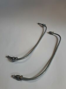 Porsche 356 Pre A, A and B brake steel lines Part No 356.42.184