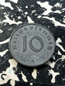 5 Available 1899-A Germany 5 Pfennig 1 Coin Only