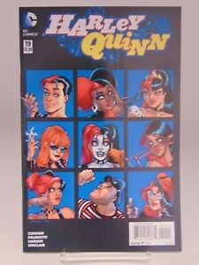 HARLEY-QUINN-19-THE-NEW-52-DC-COMICS-VF-NM-CB651