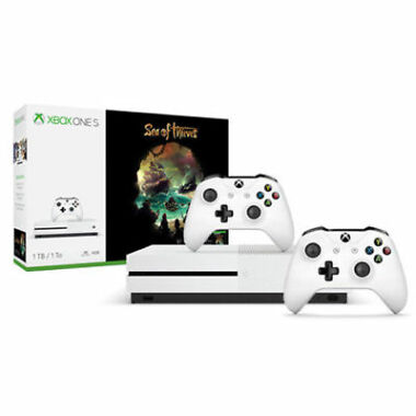 Xbox One S 1TB Console + Xbox 360 Live 3 Month Membership