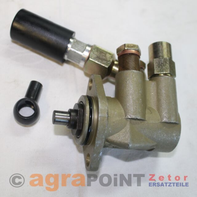 - NEW - ZETOR TRACTORS FUEL LIFT PUMP & JOHN DEERE 2000 ser. 933272 93 3290