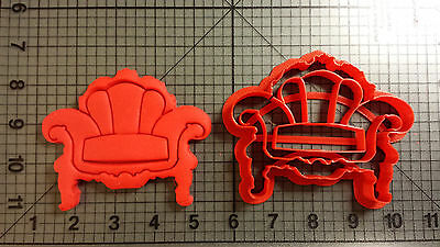 Victorian Couch Cookie Cutter