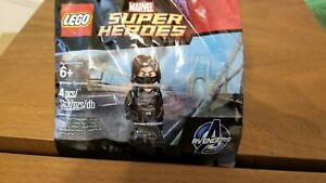 LEGO Comic Marvel Super Heroes WINTER SOLDIER Minifigure Avengers 6119216 New @