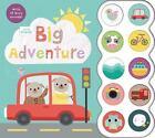 Little Friends: Little Friends: Big Adventure by Roger Priddy (2015, Board Book)