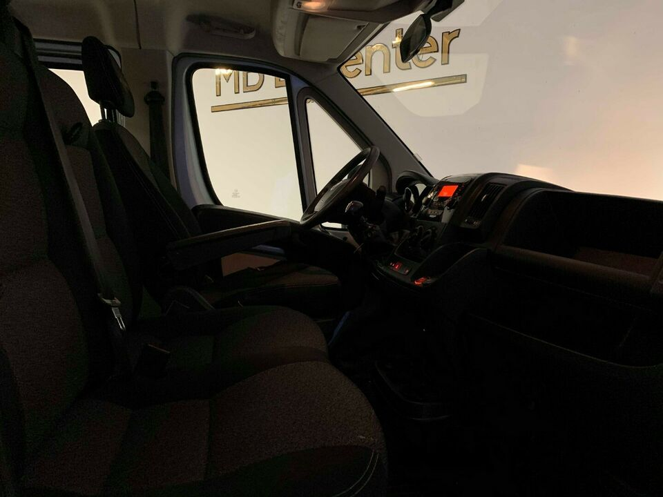 Fiat Ducato 35 2,3 MJT 130 Ladvogn Diesel modelår 2015 km