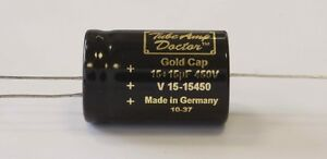Tube-Amp-Doctor-Gold-Cap-Capacitor-Multi-Section-Various-values-450V