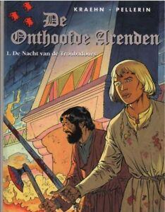 Onthoofde-Arenden-1-De-Nacht-van-de-Troubadours-Hardcover