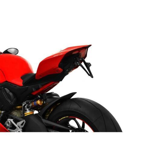Halteplatte Highsider Ducati Panigale V4 BJ 2018 Nummernschild Halter