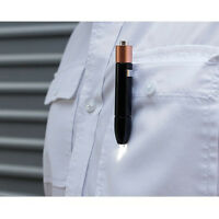 Kikkerland Aaa Battery Pen Led Flashlight Fl43 With Clip