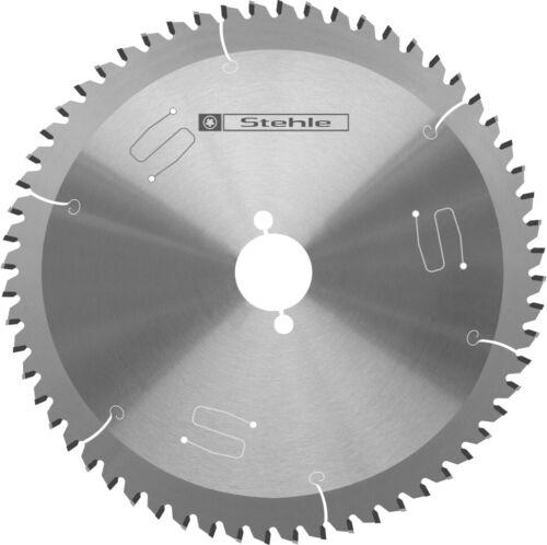 Stehle HW Parat Handkreissägeblatt 225x2,8x30mm Z=60 TR-F negativ