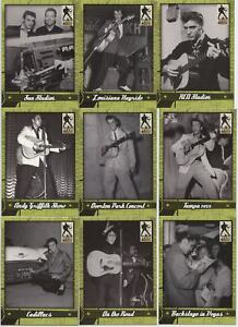 2006-2010-Press-Pass-Elvis-Presley-Complete-Trading-Card-Sets-Lot-4-326-Cards