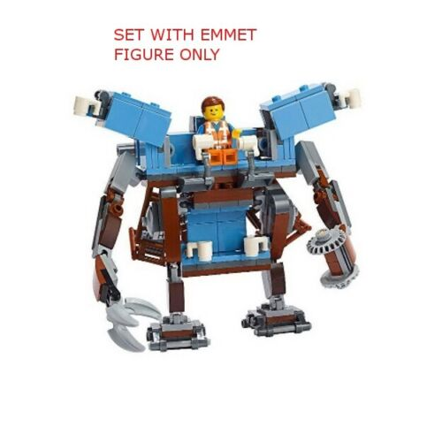 LEGO 70842 Emmet/'s Triple-Decker Couch Mech LEGO Movie 2 READ IN FULL !!
