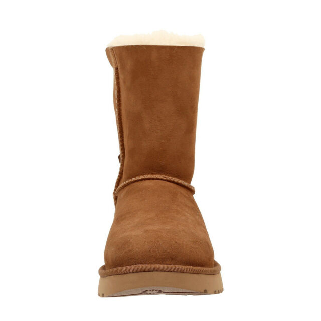 be46ccd8454 UGG Australia Womens Bailey Bow II BOOTS 1016225 Chestnut 10
