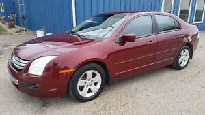 2007 Ford Fusion REDUCED  - BRAND NEW TOYO TIRES