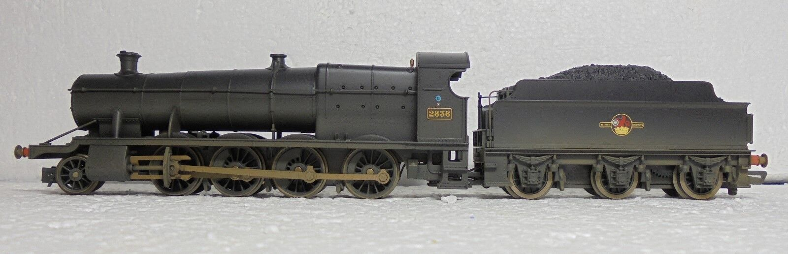 Hornby r3576 diesellok barrington light railway sentinel 4wdh nr. 19.