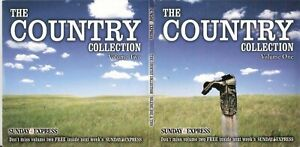 THE-COUNTRY-COLLECTION-2-DISCS-VARIOUS-ARTISTS-SUNDAY-EXPRESS-PROMO-CD