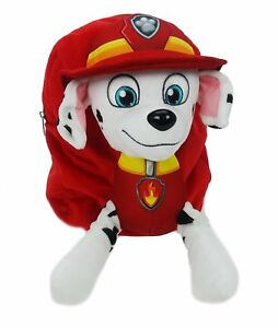 Trade Mark Collections Trade Mark Paw Patrol Peluche Sac à dos-MARSHALL Entièrement neuf sous emballage