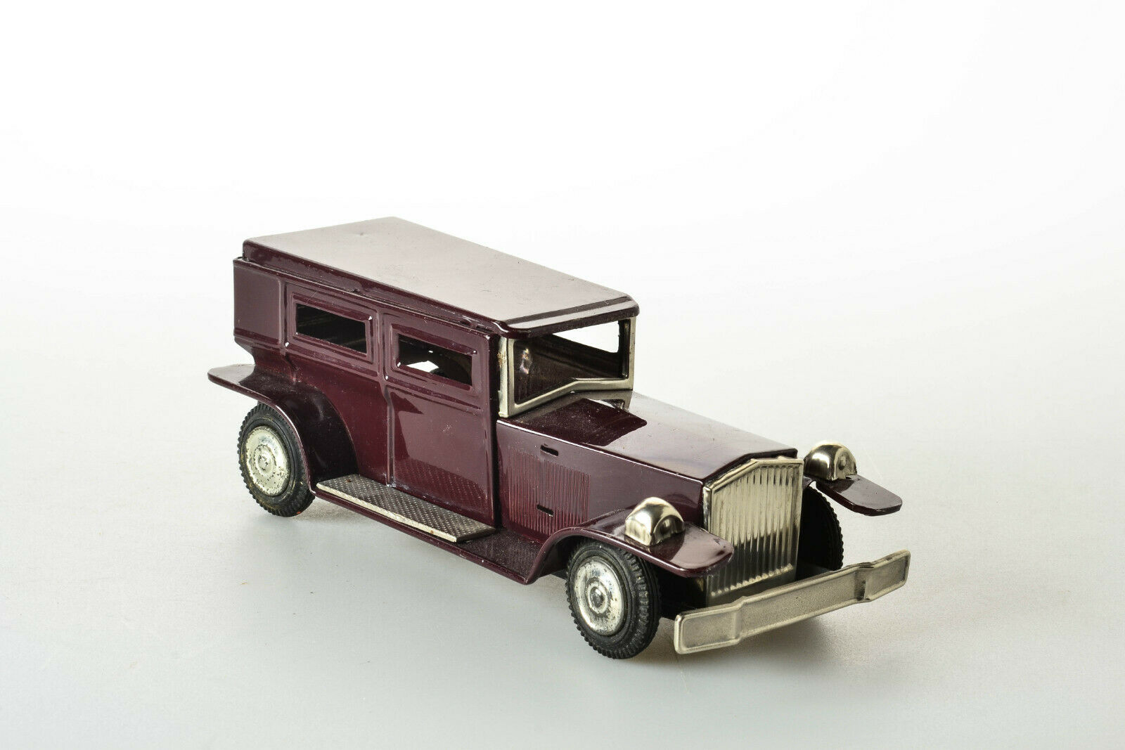 _AntiqueTin leksakaSälls 1920 Cadillac Al Capone Limousine bil japan