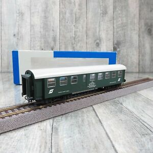 Eigenbau ? ROCO Basis - H0 - Gleisbauzug 103 - ÖBB - Küchenwagen - OVP - #T47177