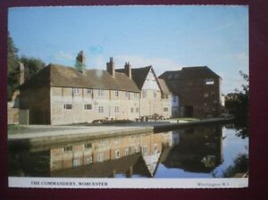POSTCARD WORCESTERSHIRE THE COMMANDERY  WORCESTER - Tadley, United Kingdom - POSTCARD WORCESTERSHIRE THE COMMANDERY  WORCESTER - Tadley, United Kingdom