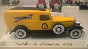 Solido-Age-d-039-Or-N-4065-1-43-Cadillac-de-Livraison-034-Waterman-034-NEUF-AVEC-BOITE