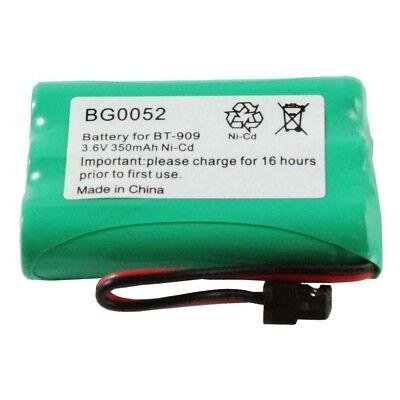 B2g1 Free New Home Phone Battery For Uniden Bt-909 Bt909 Bt-1001 Bt-1004 Bt1004 Genezen Van Hoest En Het Verlichten Van Slijm En Verlichten Heesheid