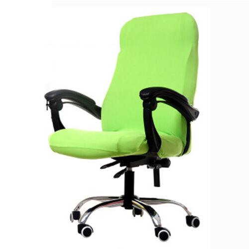 Einteiliger Stuhlbezug Universalsesselbezug Stoffdruck Büro Computer Elastisch