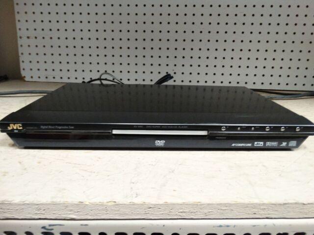 JVC XV-N50 DVD Super VCD/VCD/CD Player