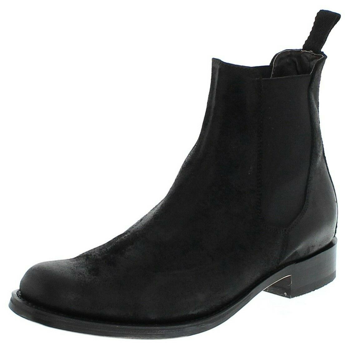 Sendra Stiefel Stiefel JOHN II Schwarz Chelsea Stiefel Fashion Stiefelette   | Erlesene Materialien