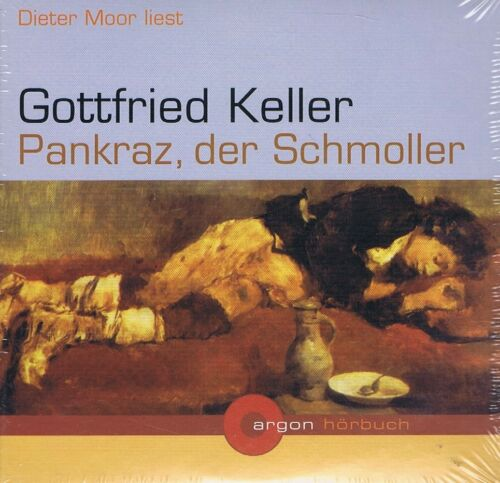 1 von 1 - HÖRBUCH-DOPPEL-CD NEU/OVP - Pankraz der Schmoller - Gottfried Keller