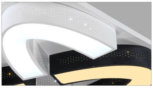 LED Deckenleuchte 2038 mit Fernbedienung  3 Modus warmweiß und kaltweiß