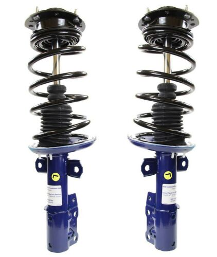 Pair Set of 2 Front Monroe Strut and Coil Spring Kit For Chevy Cobalt Pontiac G5