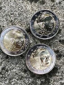 2 Euro commemorative 2018 France - Frankreich * Simone Veil