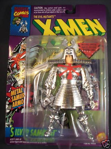 1994 X-Men Silver Samurai