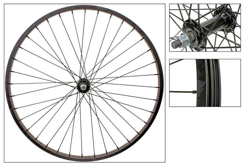 Wheel Front 26X1.75 Aly Bk 36 Aly Bo 3 8  Bk 14Gbk  sale online