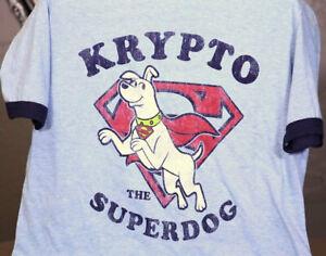FUNKO-KRYPTO-DOG-SUPERMAN-DC-COMICS-SHIRT-EXCLUSIVE-AUTHENTIC-NEW-SEALED-S-2XL