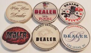 Dealerbutton-Poker-Pokerchips