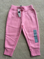 Girls Clothes Baby Gap Pink Sweat Pants Size 18 24 Months