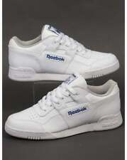 item 3 Reebok Workout Plus Trainers in White - classic H Strap soft full  grain leather -Reebok Workout Plus Trainers in White - classic H Strap soft  full ... 6a1a8b9d6