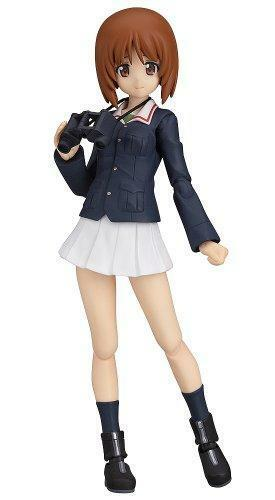 Kb04c Good Smile Girls Und Panzer  Miho Nishizumi  Figma  fantastica qualità