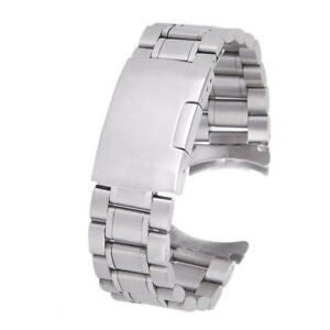 LUOEM-20mm-Watch-cinturino-in-acciaio-inox-Orologio-Cinturino-Bracciale