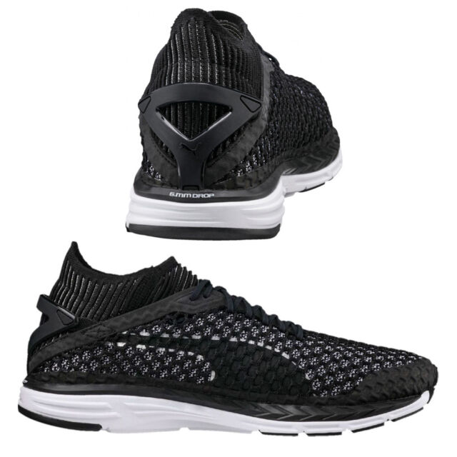 7742e2da7f12be PUMA Mens Speed Ignite Netfit Sports Running Shoes Trainers SNEAKERS ...
