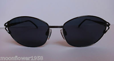 Herren & Damen Sonnenbrille NiGuRa Sundream Bronze Grau Sunglasses Grey Brille